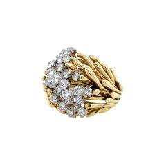 Kurt Wayne Kurt Wayne Diamond Organic Cocktail Ring - 1118284