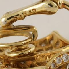 Kurt Wayne Kurt Wayne Diamond and Gold Earrings - 143567