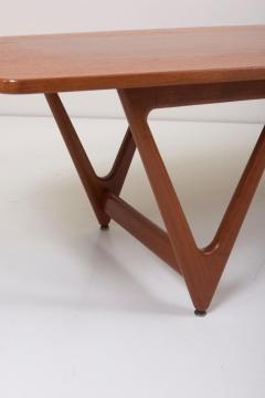 Kurt stervig 1950s Surfboard Coffee Table by Kurt stervig for Jason M bler Denmark - 823401