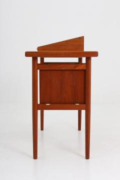 Kurt stervig Danish Vanity Table or Desk in Teak by Kurt stervig Denmark - 1143538