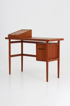 Kurt stervig Danish Vanity Table or Desk in Teak by Kurt stervig Denmark - 1143540