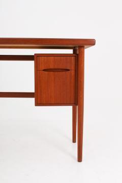 Kurt stervig Danish Vanity Table or Desk in Teak by Kurt stervig Denmark - 1143543