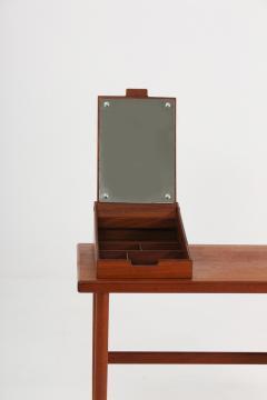 Kurt stervig Danish Vanity Table or Desk in Teak by Kurt stervig Denmark - 1143545