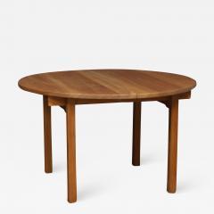 Kurt stervig KURT OSTERVIG KP MOBLER OAK TABLE - 749002