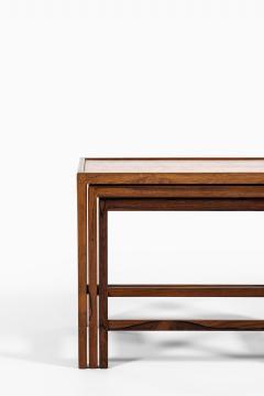 Kurt stervig KURT STERVIG NESTING TABLES - 815183