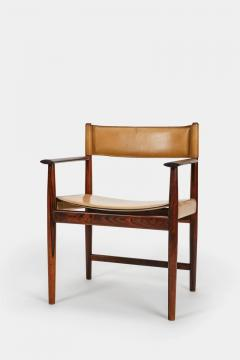 Kurt stervig Kurt Ostervig 4 Kurt Ostervig armchair No 414 for Sibast Furniture 60s - 1856757