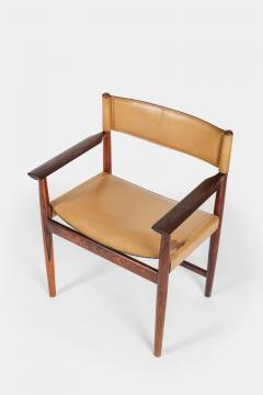 Kurt stervig Kurt Ostervig 4 Kurt Ostervig armchair No 414 for Sibast Furniture 60s - 1856778