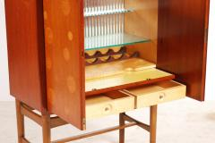 Kurt stervig Kurt stervig Teak and Oak Bar Cabinet 1940s - 1175969