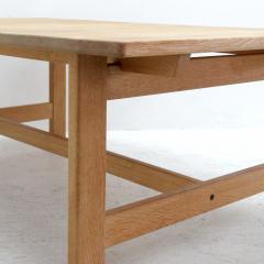 Kurt stervig Oak Coffee Table by Kurt Ostervig 1965 - 584513