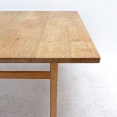 Kurt stervig Oak Coffee Table by Kurt Ostervig 1965 - 584515