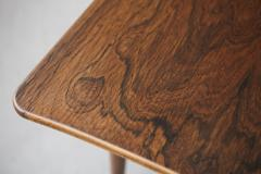 Kurt stervig Rosewood Side Table by Kurt stervig for Jason M bler 1960s - 1227486