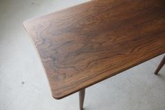 Kurt stervig Rosewood Side Table by Kurt stervig for Jason M bler 1960s - 1227487