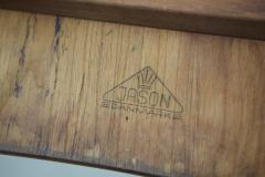 Kurt stervig Rosewood Side Table by Kurt stervig for Jason M bler 1960s - 1227488
