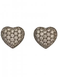 Kwiat Diamond Heart Earrings - 414361