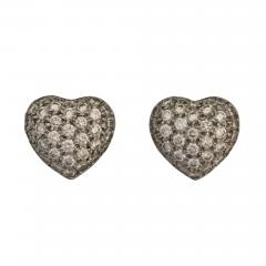 Kwiat Diamond Heart Earrings - 414363