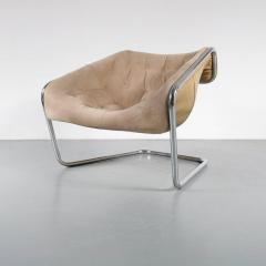 Kwok Ho Chan Kwok Hoi Chan Boxer Chair for Steiner France 1971 - 967557