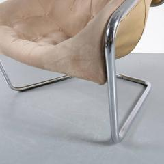Kwok Ho Chan Kwok Hoi Chan Boxer Chair for Steiner France 1971 - 967567