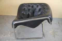 Kwok Ho Chan Rare Kwok Hoi Chan Boxer chair for Steiner of France - 1008320