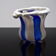 Kyohei Fujita Japanese Art Glass Sculptural Vessel by Kyohei Fujita - 1854580