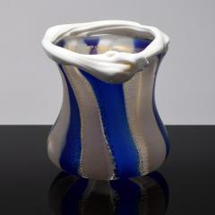 Kyohei Fujita Japanese Art Glass Sculptural Vessel by Kyohei Fujita - 1854581