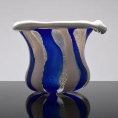 Kyohei Fujita Japanese Art Glass Sculptural Vessel by Kyohei Fujita - 1854582