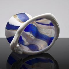 Kyohei Fujita Japanese Art Glass Sculptural Vessel by Kyohei Fujita - 1854584