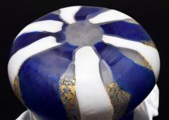 Kyohei Fujita Japanese Art Glass Sculptural Vessel by Kyohei Fujita - 1854586
