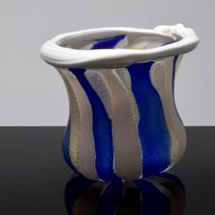 Kyohei Fujita Japanese Art Glass Sculptural Vessel by Kyohei Fujita - 1854588