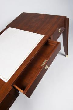 L on Jallot Handsome Writing Desk Attributed to Leon Jallot - 449266