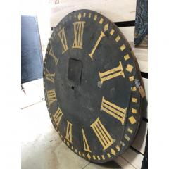 LARGE ANTIQUE CLOCK FACE - 1046446