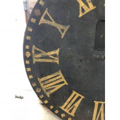 LARGE ANTIQUE CLOCK FACE - 1046447