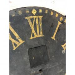 LARGE ANTIQUE CLOCK FACE - 1046448