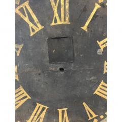 LARGE ANTIQUE CLOCK FACE - 1046449