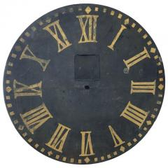 LARGE ANTIQUE CLOCK FACE - 1046451