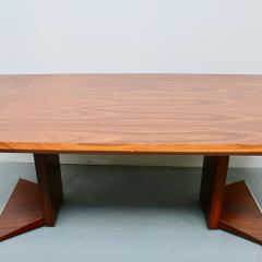 LARGE ROSEWOOD TABLE DESK - 1458772