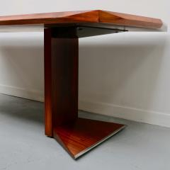 LARGE ROSEWOOD TABLE DESK - 1458776
