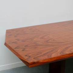 LARGE ROSEWOOD TABLE DESK - 1458778