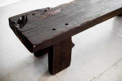 LARGE SCALE AMERICAN STUDIO BENCH - 1388482