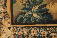 LATE 17TH CENTURY AUBUSSON VERDURE TAPESTRY - 890250