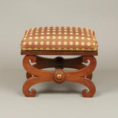 LATE FEDERAL FOOT STOOL - 1908624