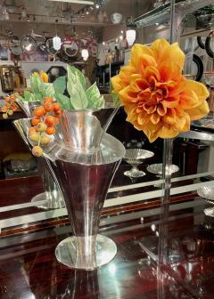 La Maison Desny French Art Deco Modernist Vase by Maison Desny - 1807115
