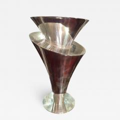La Maison Desny French Art Deco Modernist Vase by Maison Desny - 1807412