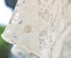La Murrina 1960s Italian Murano glass handkerchief chandelier by La Murrina - 1561153