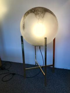 La Murrina Brass Floor Lamps by La Murrina Murano Glass Italy 1990s - 903088