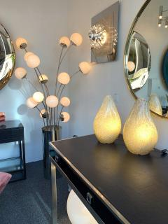 La Murrina Pair of Glass Lamps by La Murrina Italy 1970s - 1164433