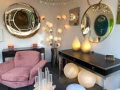 La Murrina Pair of Glass Lamps by La Murrina Italy 1970s - 1164438