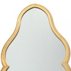 Labarge Gilt Keyhole Mirror - 443095