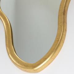Labarge Gilt Keyhole Mirror - 443098