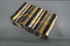 Labradorite Box France 1970s - 1083659