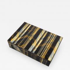 Labradorite Box France 1970s - 1084105